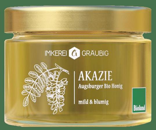 Akazie Bio-Honig aus Augsburg und Deutschland