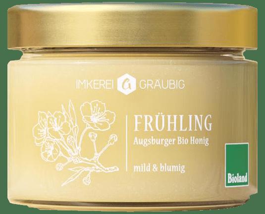Frühling Bio-Honig aus Augsburg und Deutschland