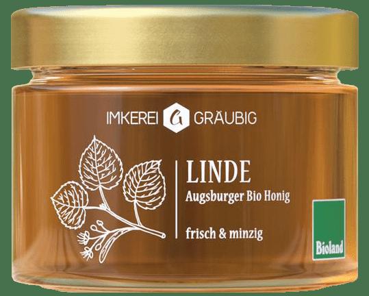 Linde Bio-Honig aus Augsburg und Deutschland